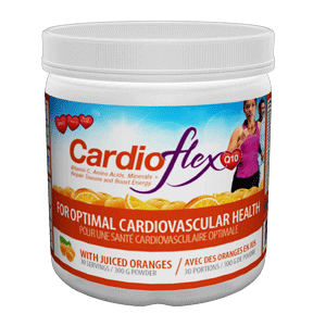 CardioFlex Q10 Orange