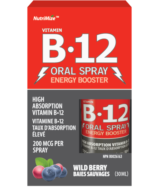 B•12 Helps the body to metabolize carbohydrates, fats and proteins. Helps to form red blood cells. Helps to prevent Vitamin B•12 deficiency.