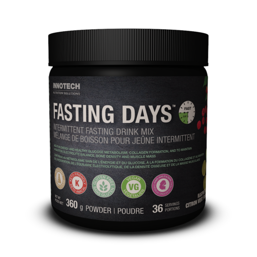 Intermittent Fasting Made Easy - Raspberry Lime